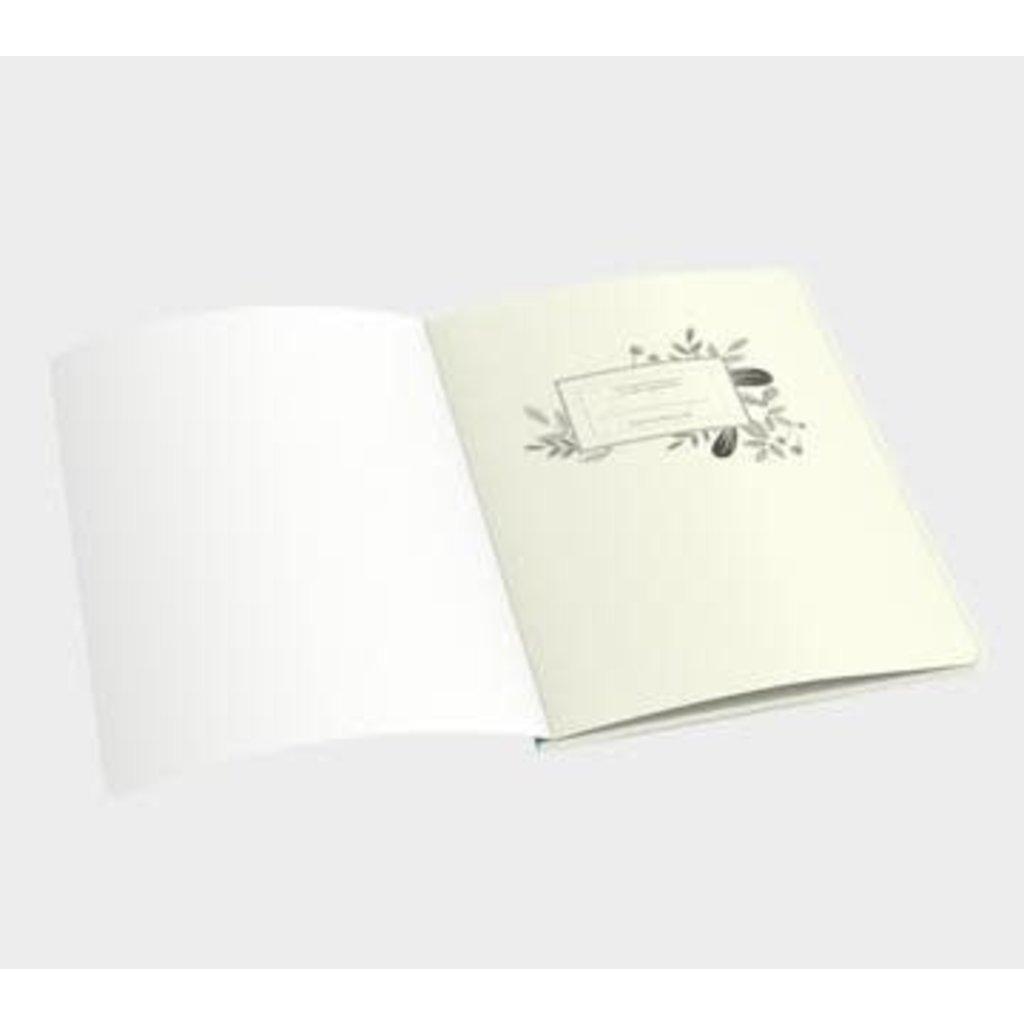 Paige & Willow Cahier de notes - Friends / Cadre de porte