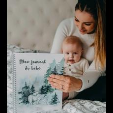 Moments ancrés Mon journal de bébé - Ours polaires
