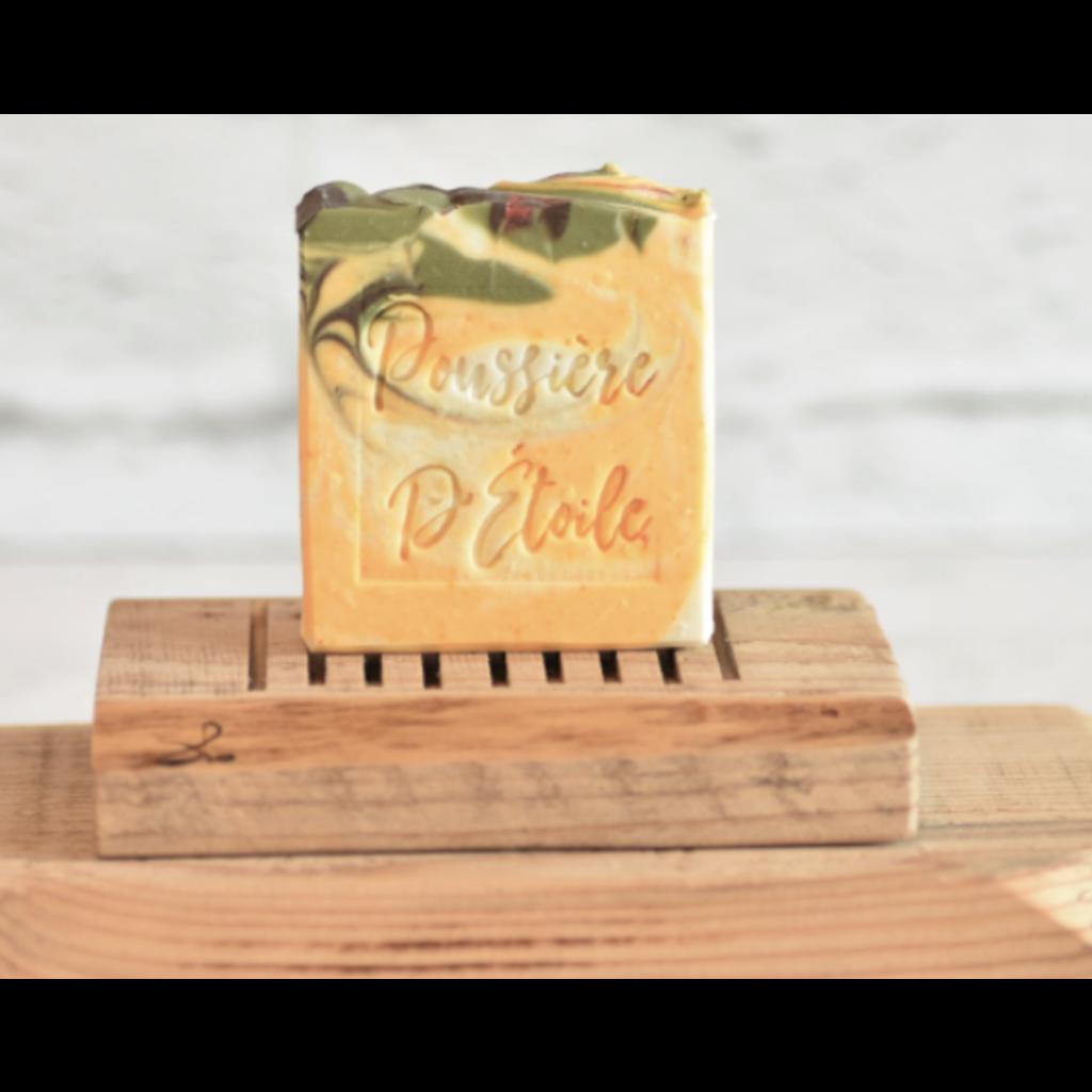 Poussière d'Étoile Savon - Mangue et poire No 18