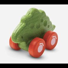 Plan Toys Jouet en bois écologique - La voiture Dino Stego