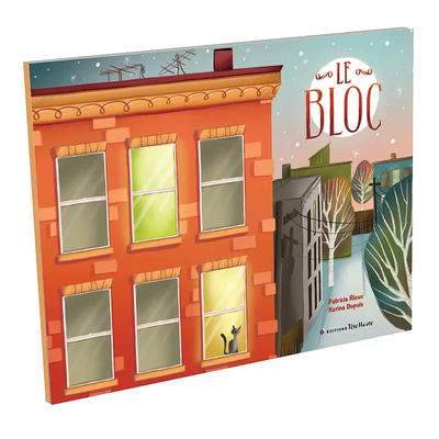 Les éditions Tête Haute Inc. Livre - Le Bloc