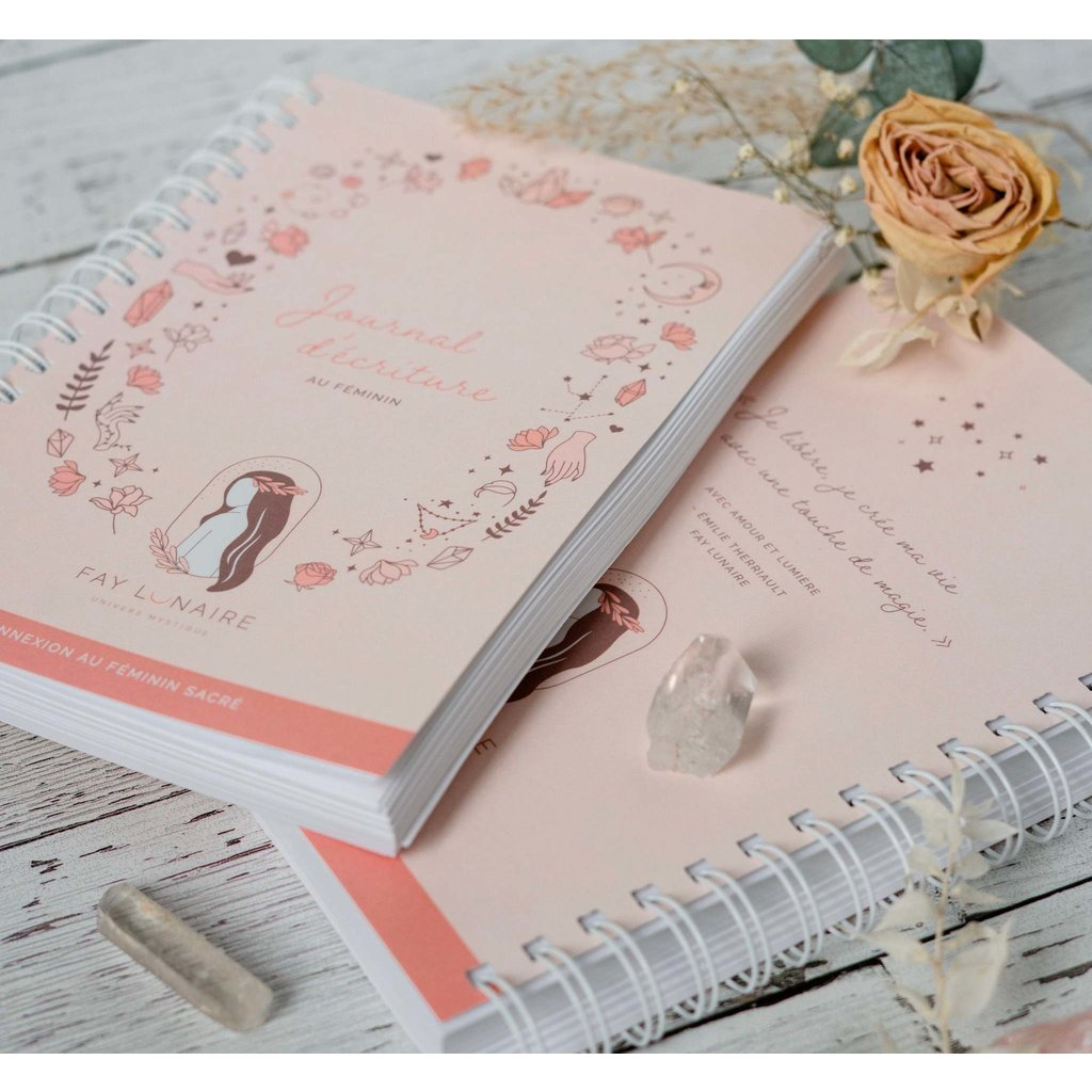 Fay Lunaire Journal d'écriture au féminin