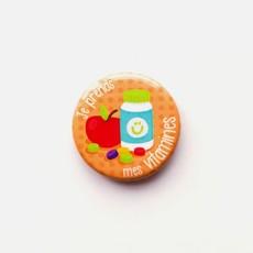 Minimo Aimant unitaire - Je prends mes vitamines