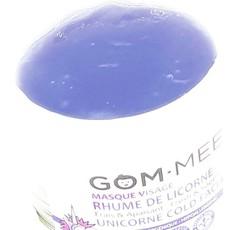 GOM·MEE Masque pour le visage apaisant - Rhume de Licorne