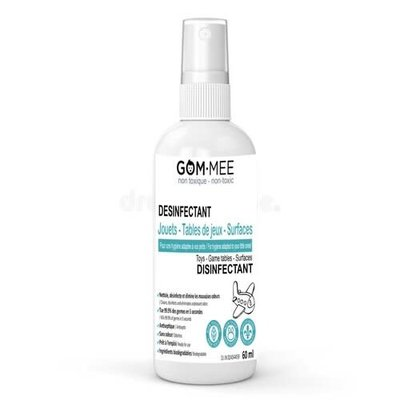GOM·MEE Désinfectant à jouets et surfaces (60 ml)