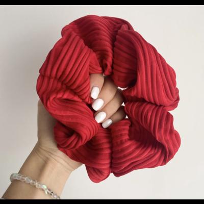 Enrose.bytu Choux à cheveux - Sexy Red Large