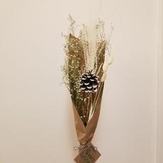 Vert Bohème Bouquet des fêtes nature