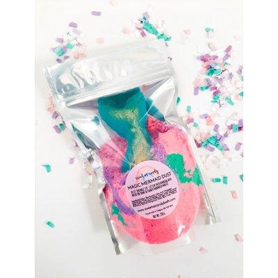 Sweet as candy Poussière de sirène magique