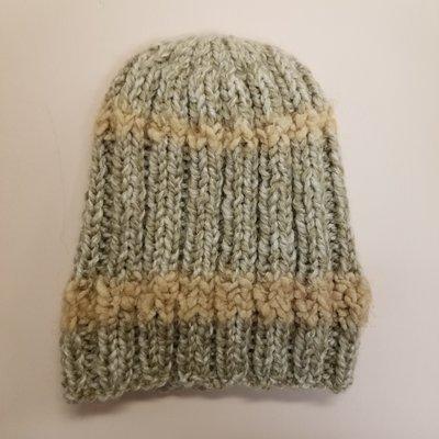 Inédit du Nord Tuque en tricot - Beige