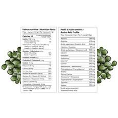 Seta Organic Lentille d'eau - Superaliment vert