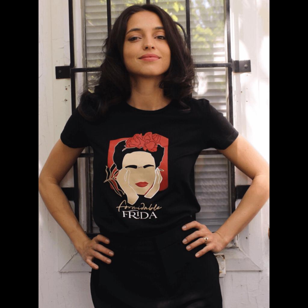 Callitee T-Shirt - Formidable Frida