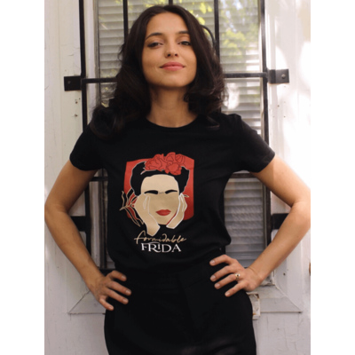 Callitee T-Shirt - Formidable Frida