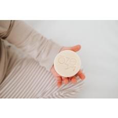 Ōze le naturel Duo baume nettoyant douceur bébé 3 en 1 limette et camomille