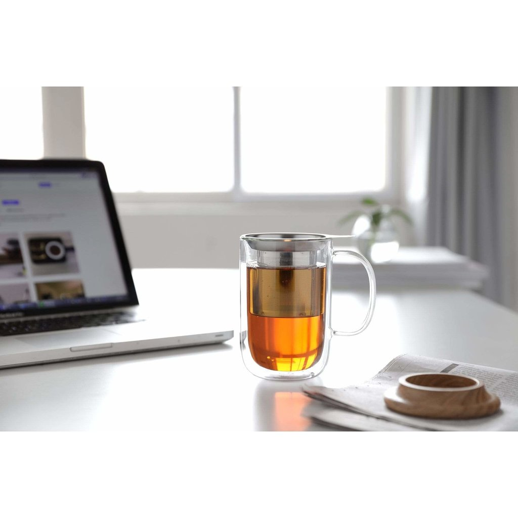 Viva Scandinavia Tasse à thé à double paroi