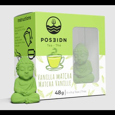 Poseidn Thé - Matcha Vanille