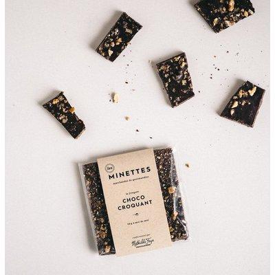 Les Minettes Choco croquant