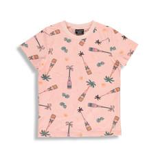 Birdz T-shirt - Champagne