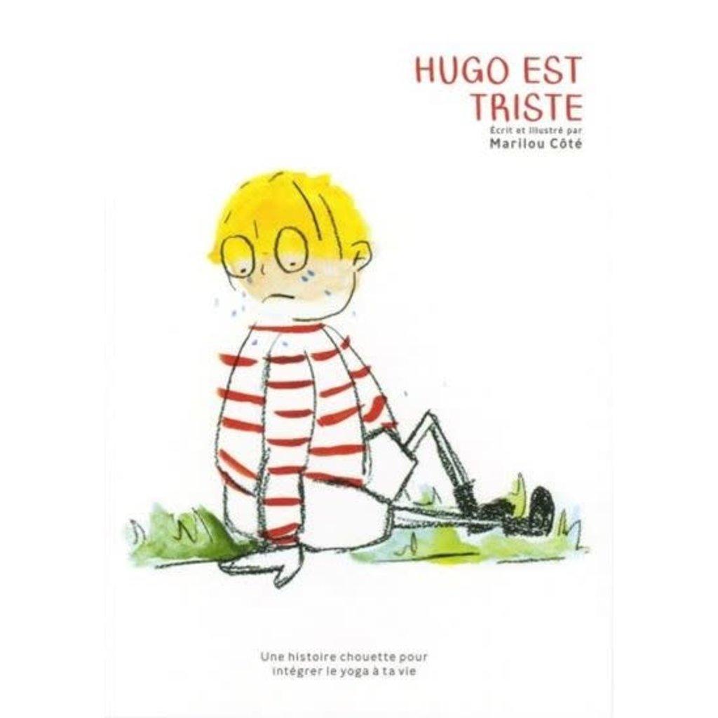 Les éditions Alaska Livre - Hugo est triste