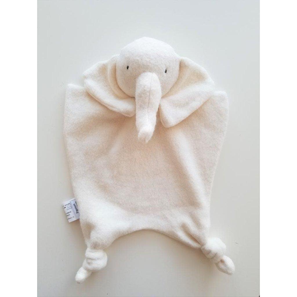 Papoum Papoum Doudou éléphant - Coton bio
