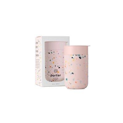 W&P porter Tasse en céramique  - Terrazzo Rose 16 oz