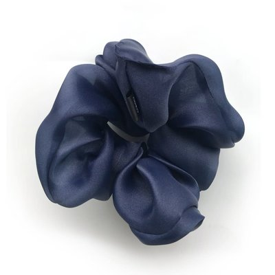 Gibou Chou à cheveux bouffant - Bleu