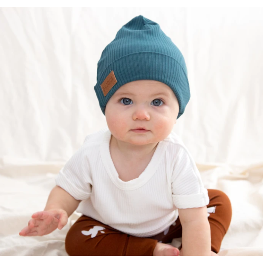 Bajoue Bonnet en bambou pour bébés et enfants