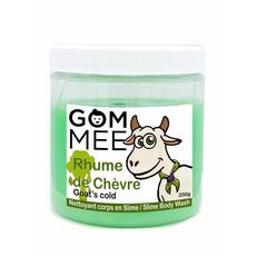 GOM·MEE Nettoyant pour le corps en slime - Rhume de chèvre