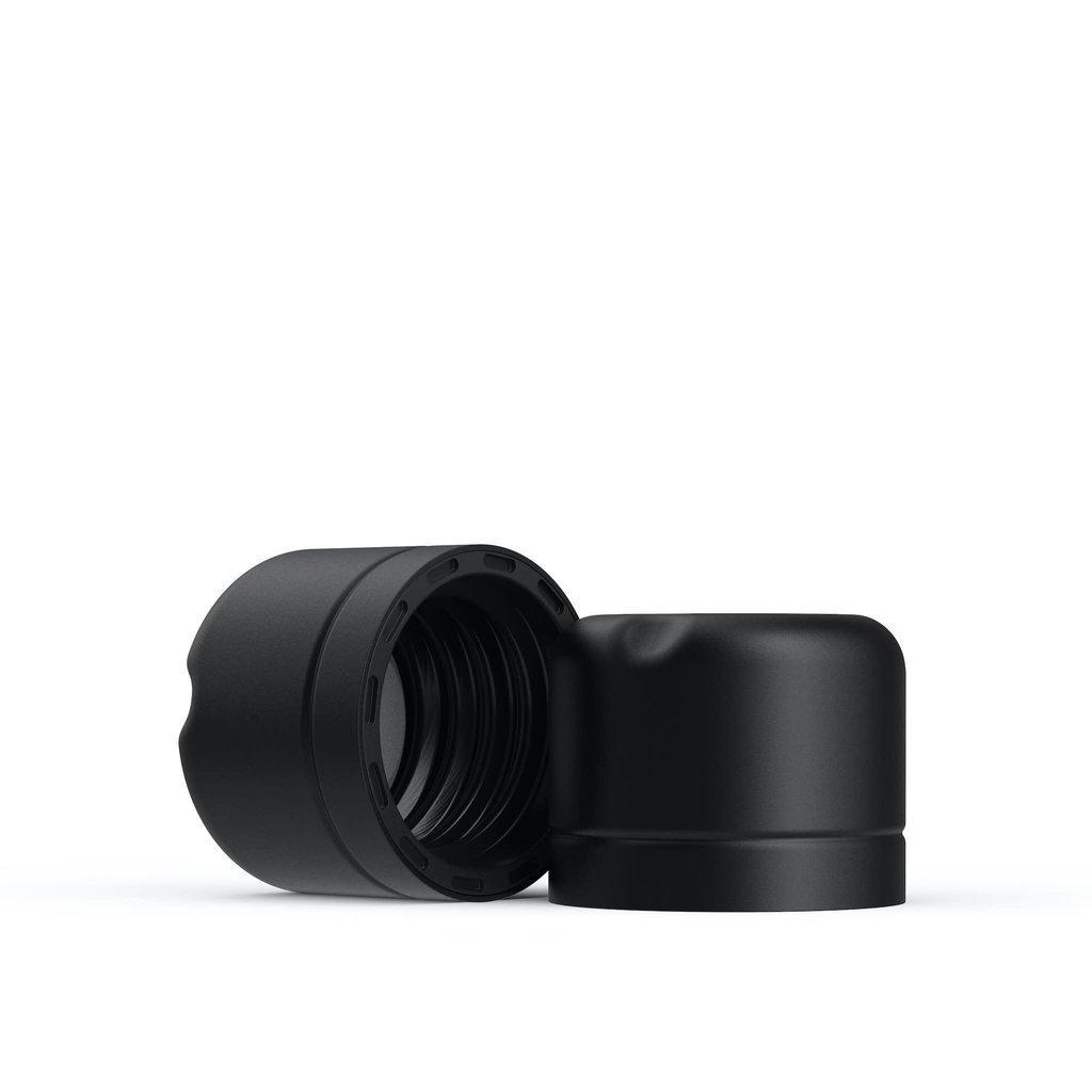 Memobottle Bouchon métallique - Noir mat