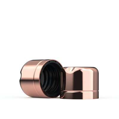 Memobottle Bouchon métallique - Rose Gold