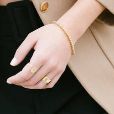 Twenty Compass Bracelet Adore - Vermeil