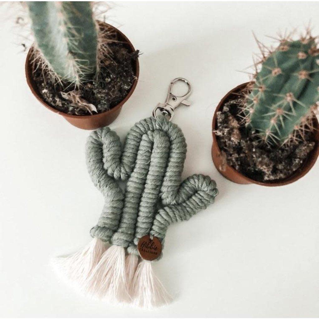 Hibbie Creations Porte-clés cactus - KACTIS
