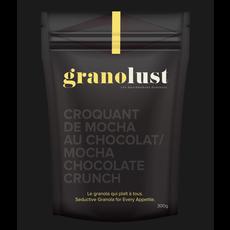 Les Gourmandises Granolust Croquant de Mocha au Chocolat