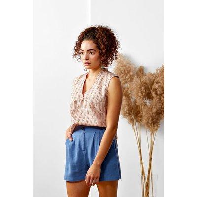 Meemoza Shorts Maelle - Bleu