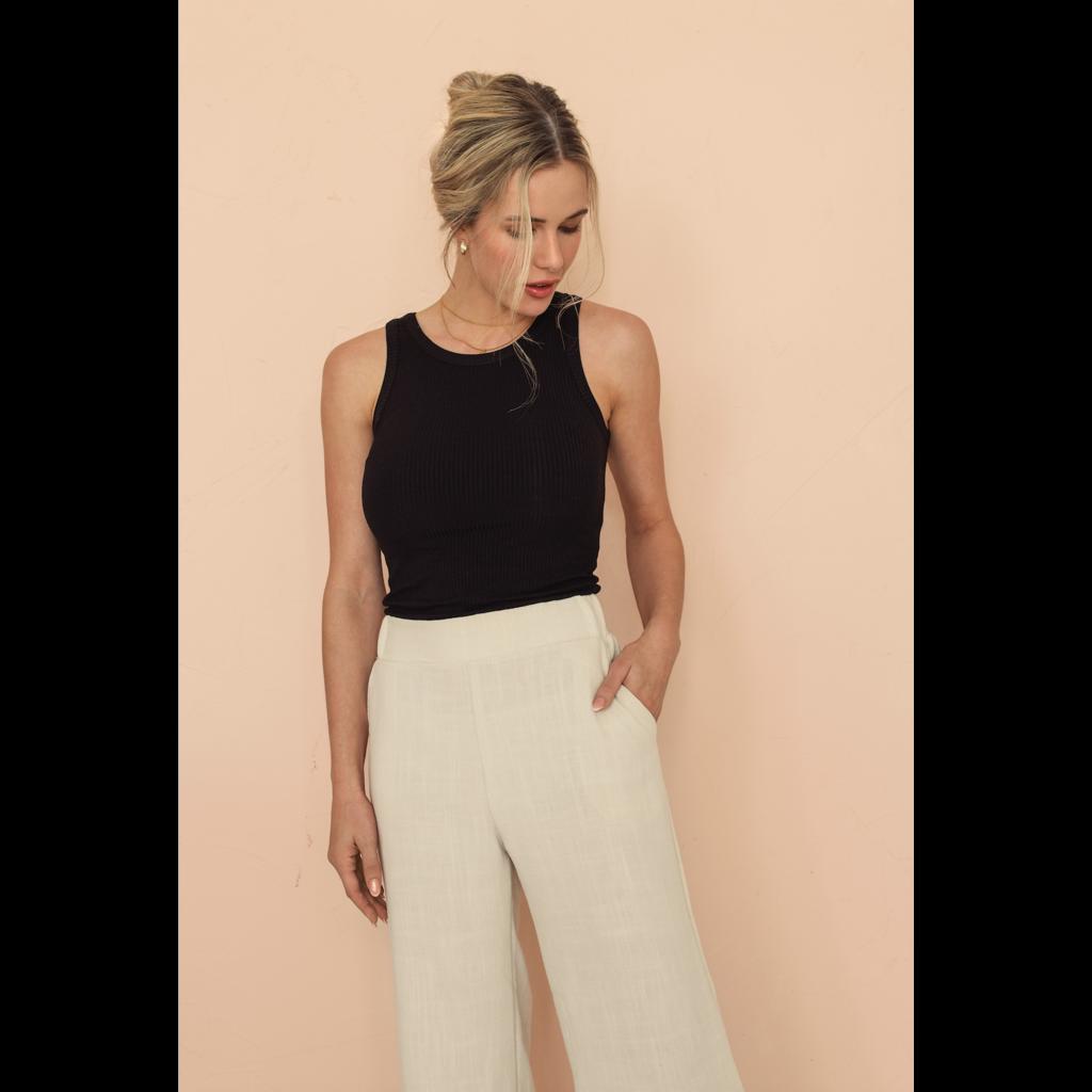 Dailystory clothing Cami Jane - Noir