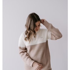 Holive Tricot Oversized - Beige