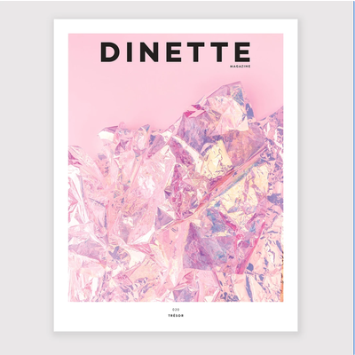 Dînette magazine Dinette magazine 020 - Trésor