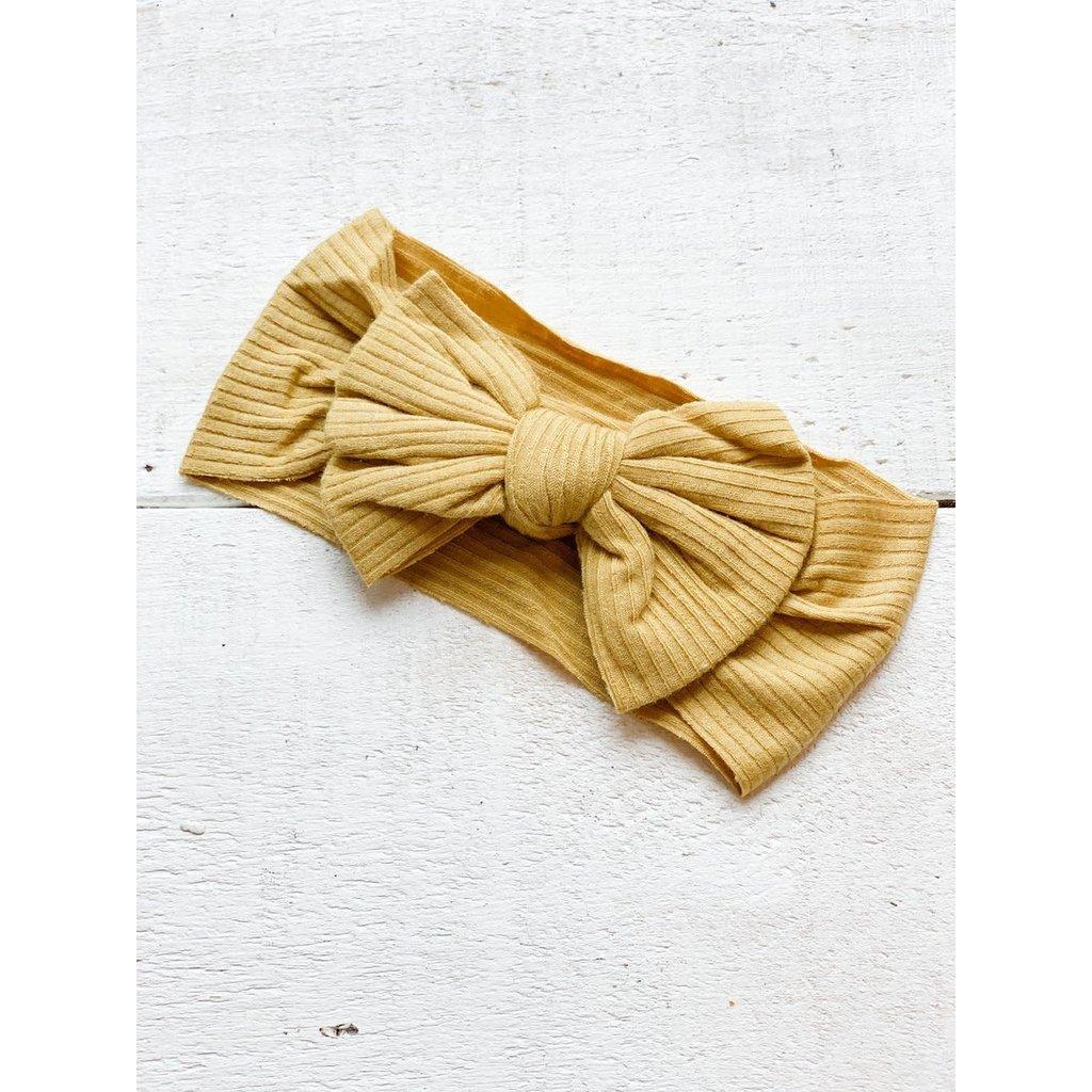 Mini Bretzel Bandeau Sunflower