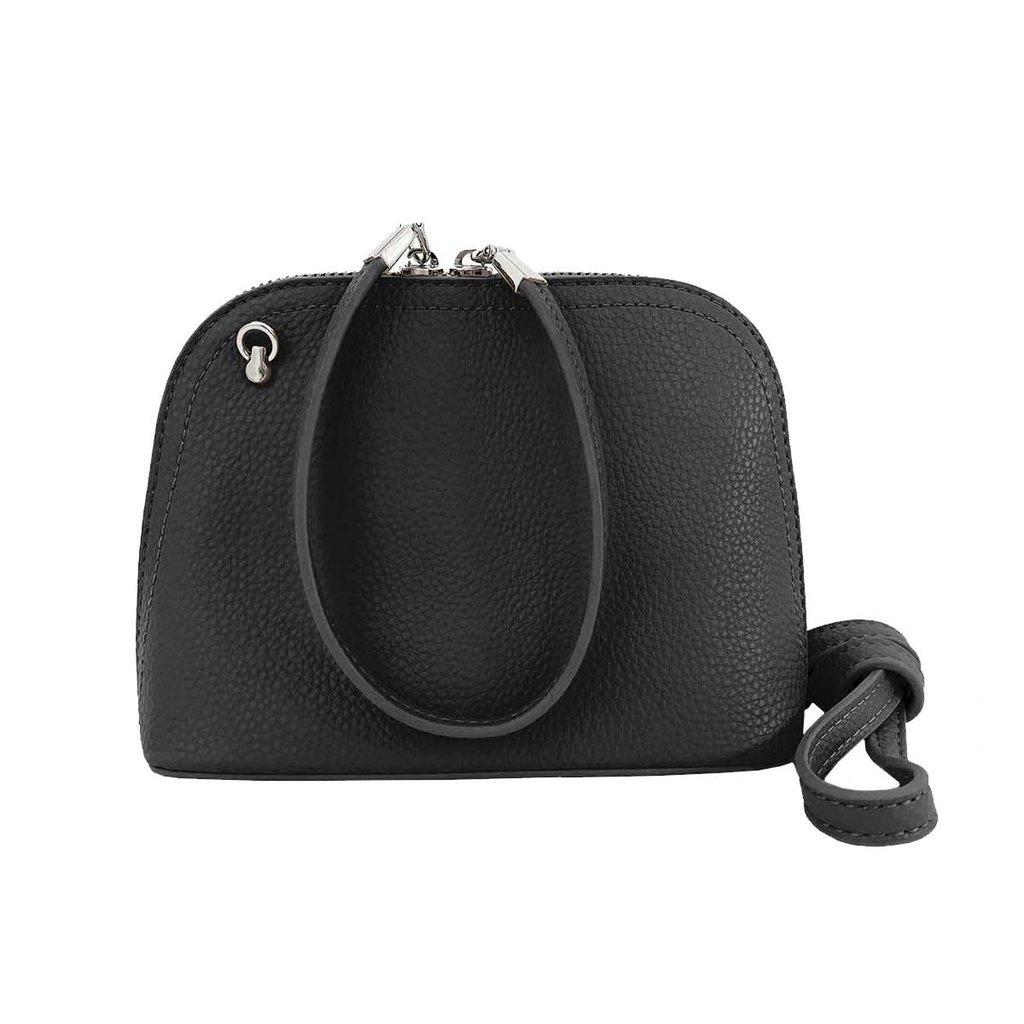 Caracol Petit sac à ganse ajustable et dragonne amovible