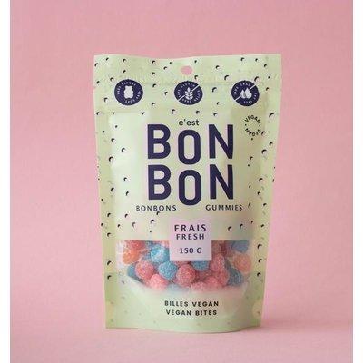 C'est bonbon Bonbons - Petites billes aux fruits vegan