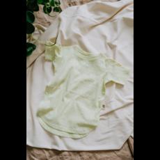 Little Yogi T-Shirt - Lime