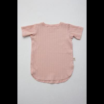 Little Yogi T-Shirt - Cotton candy