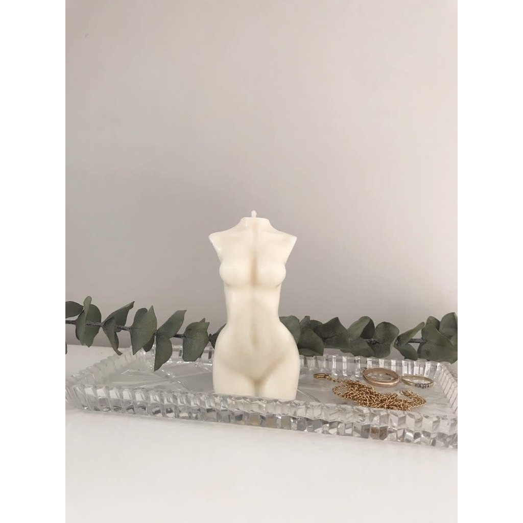 Self Naturel Bougie silhouette - Isabelle