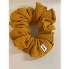 Filabeth Chou à cheveux extra - Jaune moutarde
