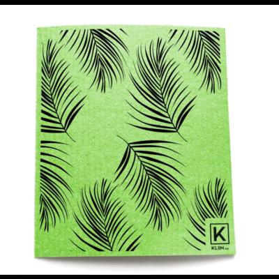 KLIIN Essuie-tout réutilisable - Fougères Vert