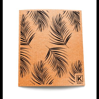 KLIIN Essuie-tout réutilisable - Fougères Orange