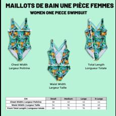 Birdz Maillot de bain femme - Champagne
