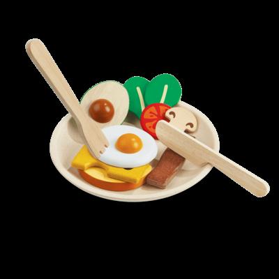Plan Toys Jouet en bois écologiques - Déjeuner