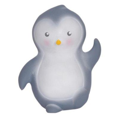 TIKIRI Jouet en caoutchouc naturel - Pingouin