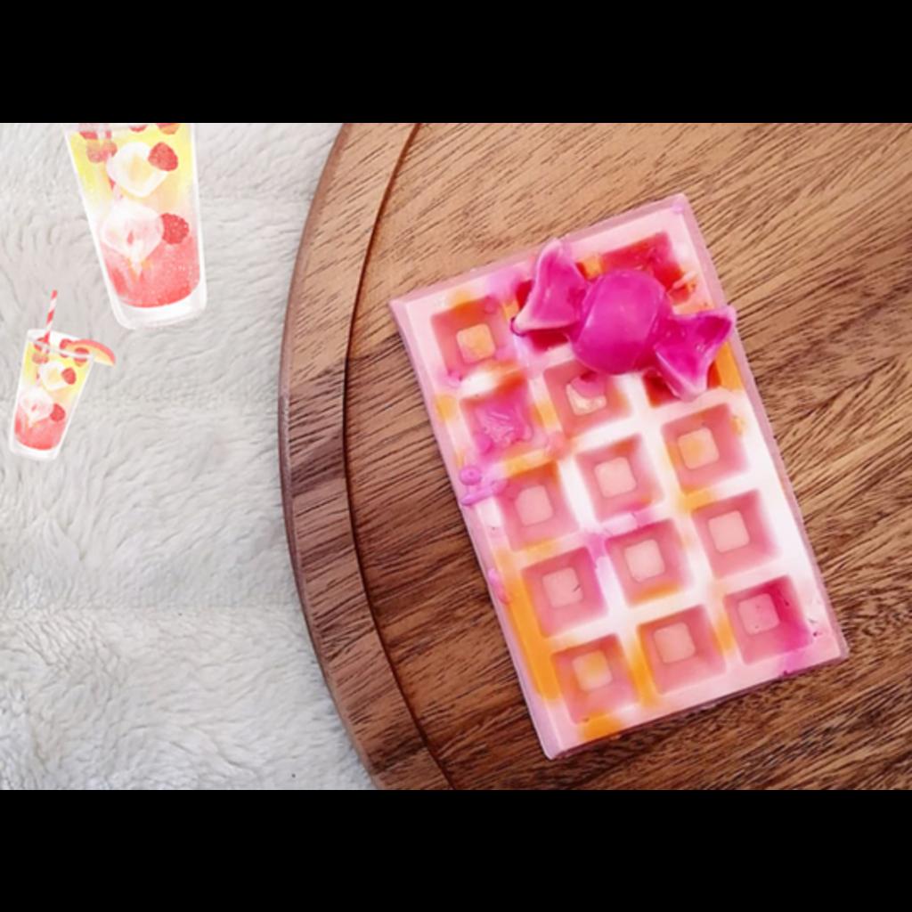 Chéri-Moi Savon gaufre bonbon