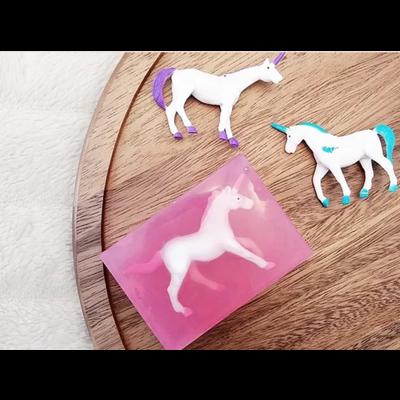 Chéri-Moi Savon - Petite licorne